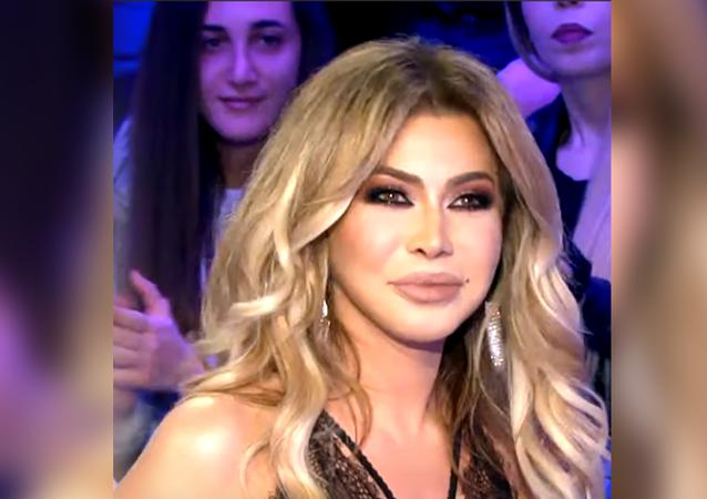 المطربة اللبنانية نوال الزغبي