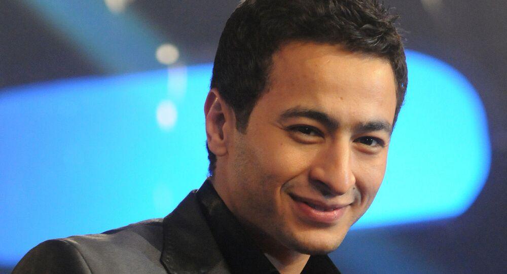 الفنان المصري حمادة هلال