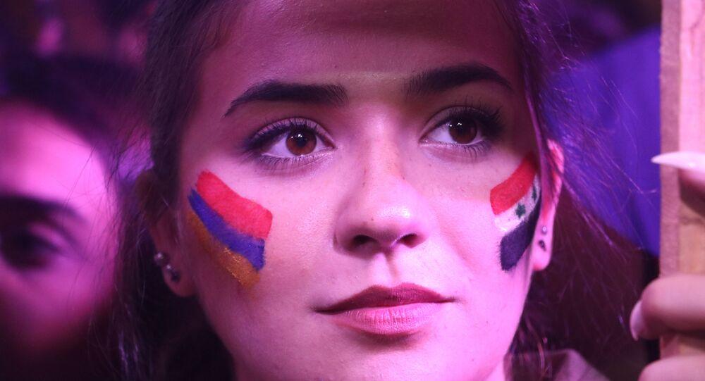 أرمن سوريا ينددون بإرسال تركيا مرتزقة سوريين إلى أذربيجان