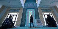 افتتاح مسجد تشالي يار في مدينة نابرجنيي تشيلني، روسيا 24 أكتوبر 2020