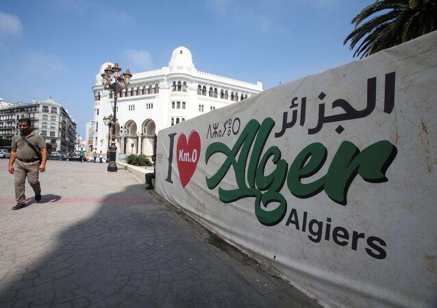 الشارع الجزائري