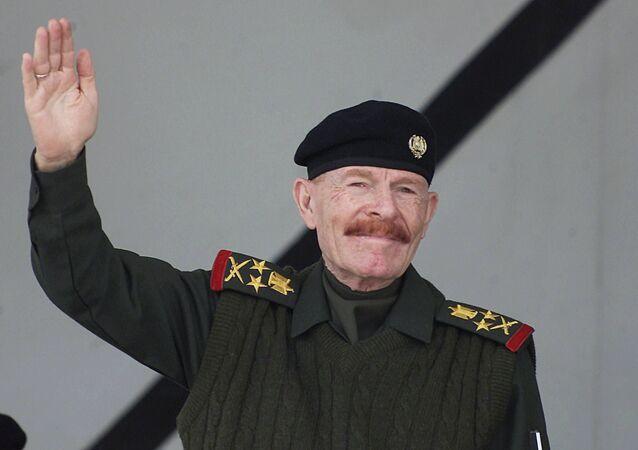 عزة الدوري، النائب السابق للرئيس العراقي الراحل صدام حسين