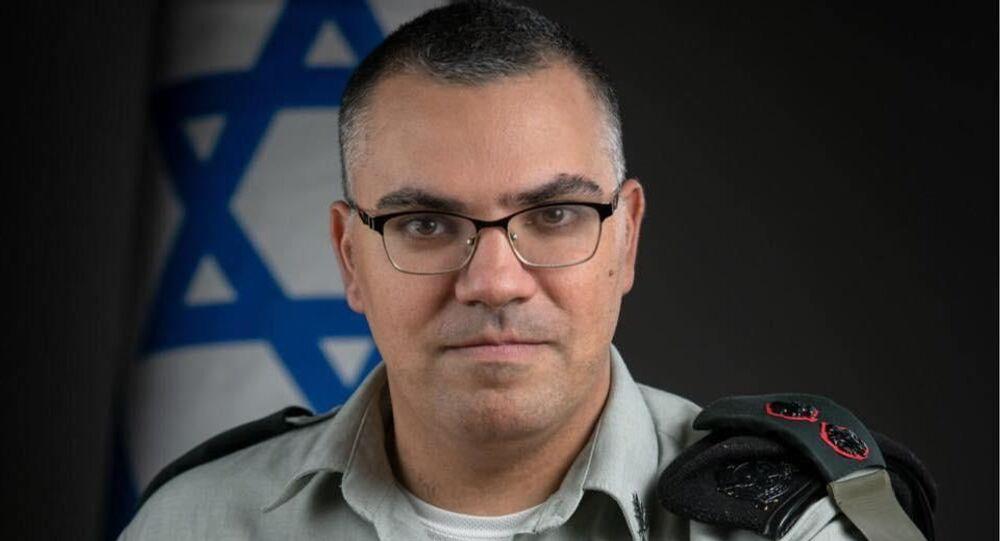 المتحدث باسم جيش الدفاع الإسرائيلي