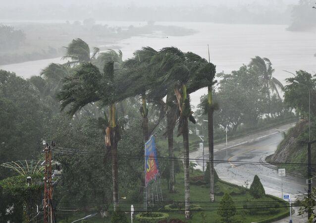 إعصار مولافي في فيتنام، 28 أكتوبر 2020