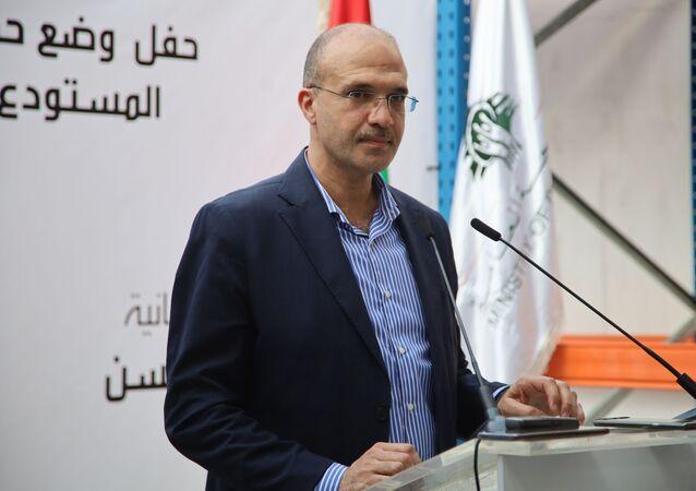 بعد أن دمّره إنفجار المرفأ في بيروت.. وضع حجر الأساس لإعادة بناء المستودع المركزي للدواء