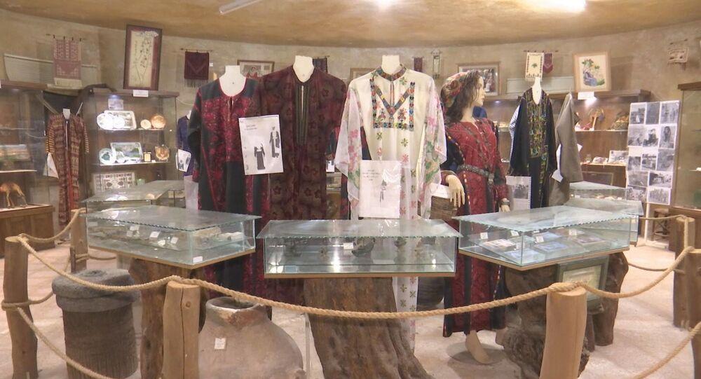 متحف المنطار يروي التاريخ الفلسطيني