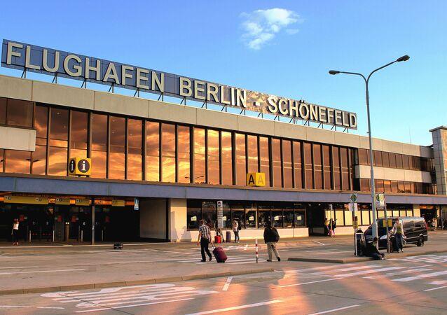 مطار في برلين