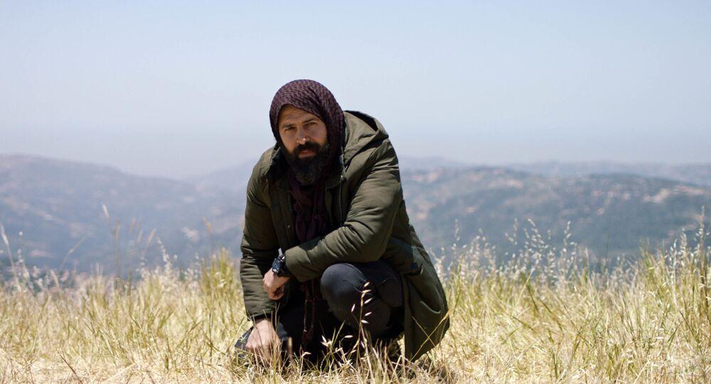 الفنان السوري تيم حسن في مشهد من مسلسل الهيبة - الرد