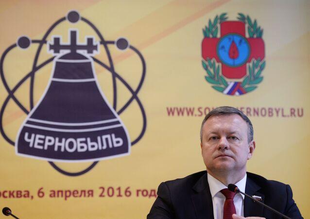نائب وزير الخارجية الروسي أندريه رودينكو