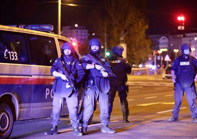 الشرطة في النمسا