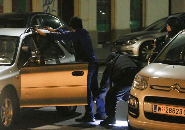 هجوم مسلح  في فيينا، النمسا 2 نوفمبر 2020