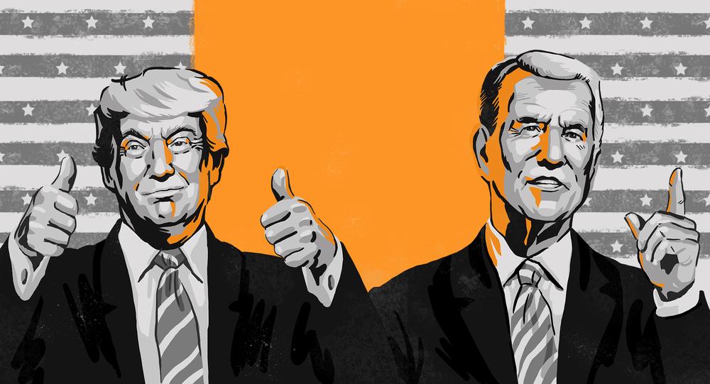 الانتخابات الرئاسية الأمريكية 2020