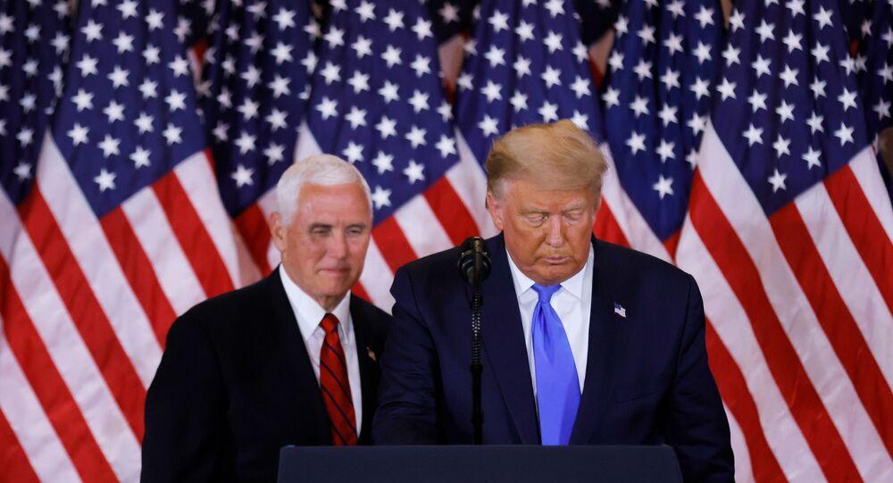 ترامب في انتخابات الرئاسة