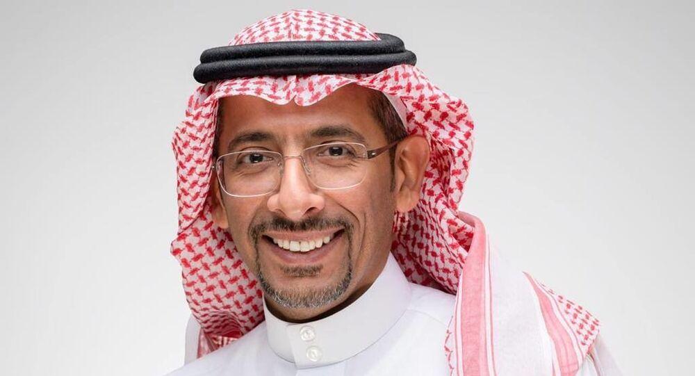 بندر الخريف، وزير الصناعة والثروة المعدنية للمملكة العربية السعودية