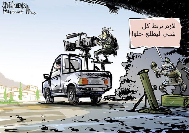مسلحون يخططون لقصف مواقع تركية في إدلب