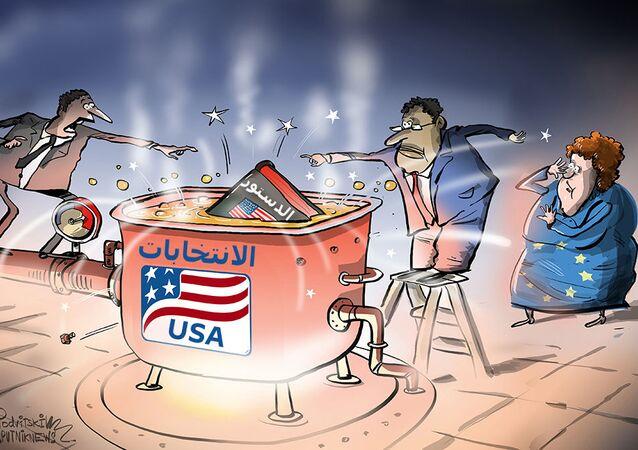 الانتخابات الأمريكية...الوضع الحالي سريع التفجر