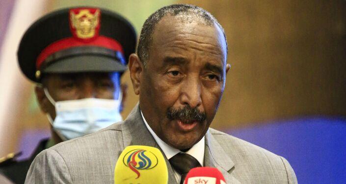 رئيس مجلس الماجستير السوداني الفريق عبد الفتاح البرهان