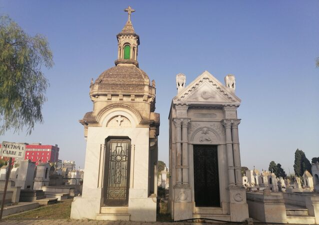 مقابر مسيحيو تونس