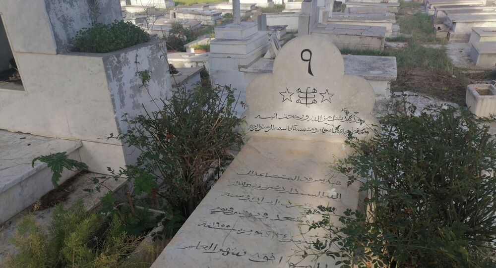مقبرة مسيحيو تونس