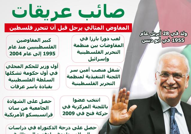 صائب عريقات.. المفاوض المثالي يرحل قبل أن تتحرر فلسطين