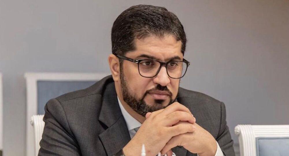محمد أحمد الجابر، سفير دولة الإمارات إلى روسيا