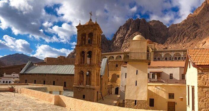 سانت كاترين جنوب سيناء
