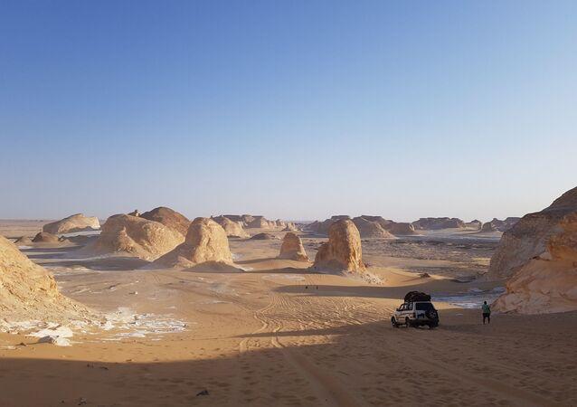 السياحة الداخلية في مصر.. وادي العقبات