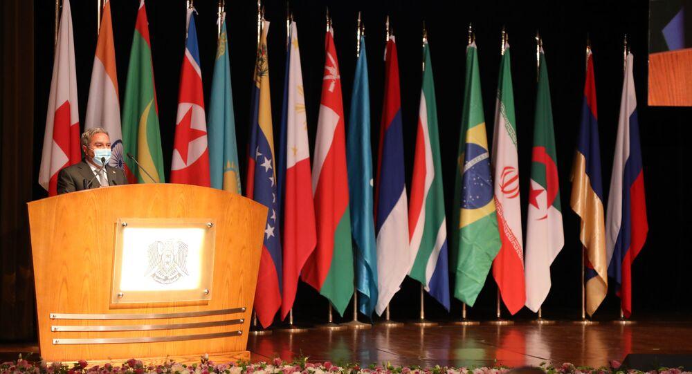 المؤتمر الدولي حول عودة اللاجئين السوريين