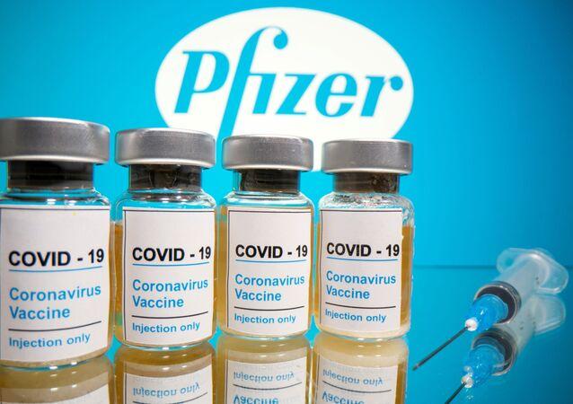 لقاح فايزر ضد فيروس كورونا
