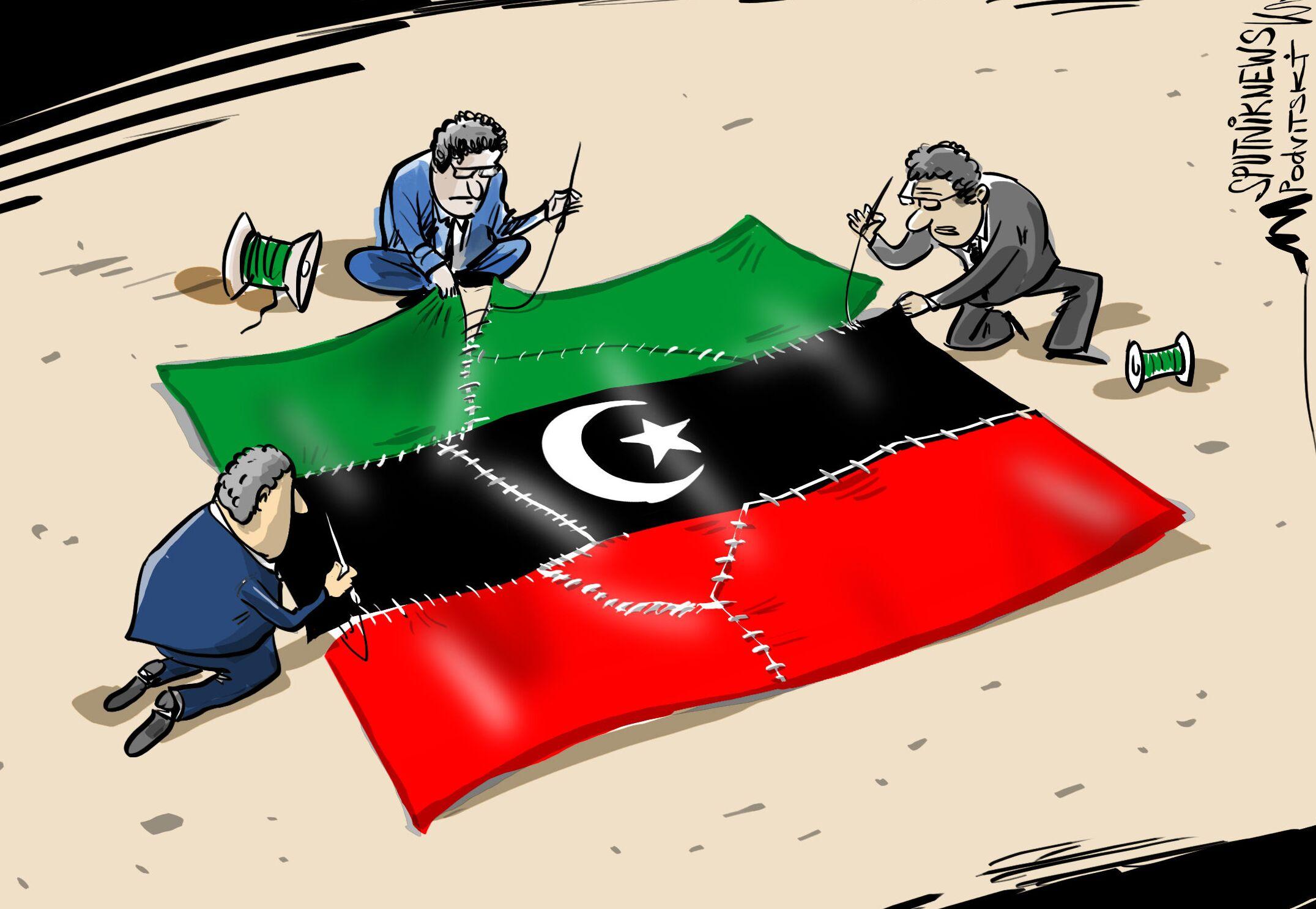 ليبيا على بعد خطوة من السلام