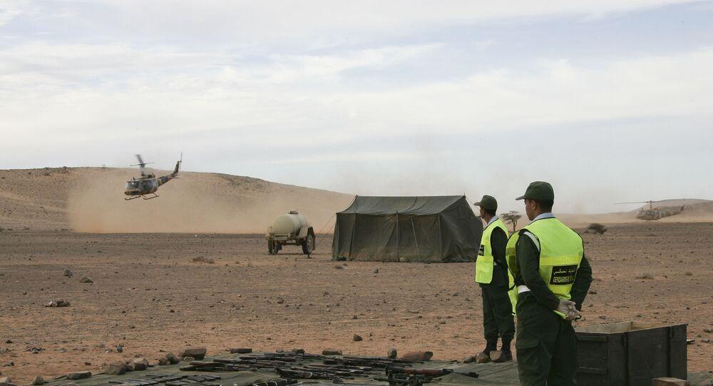 المغرب الصحراء الغربية