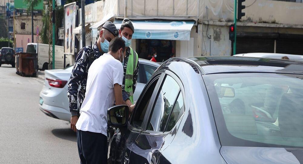 دخول لبنان حالة الإقفال العام لمدة أسبوعين