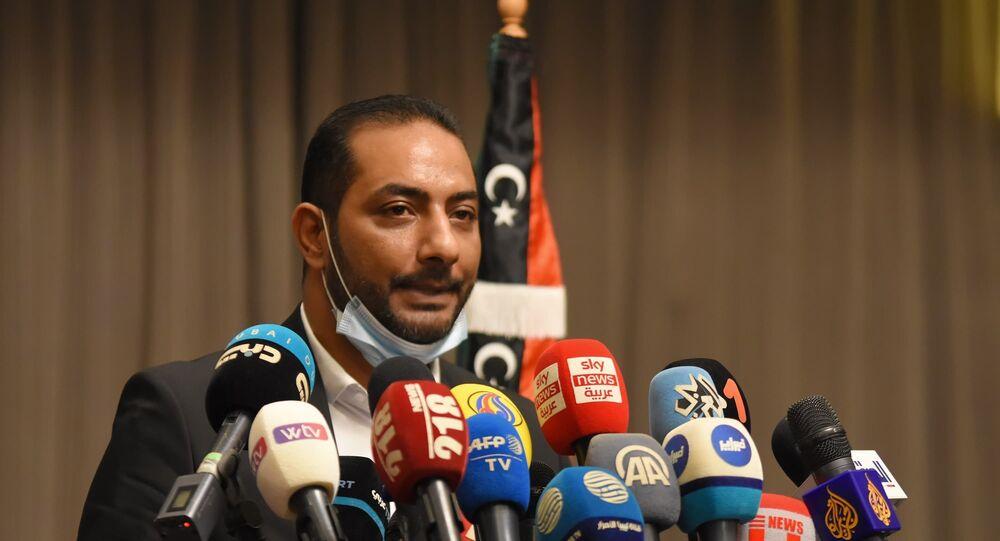 منعم الشريف عضو هيئة صياغة الدستور الليبي