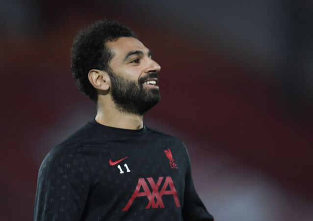 اللاعب المصري الدولي، محمد صلاح