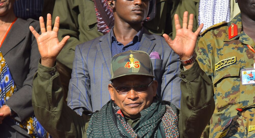 رئيس منطقة تيغراي في إثيوبيا، دبرصيون غبراميكائيل