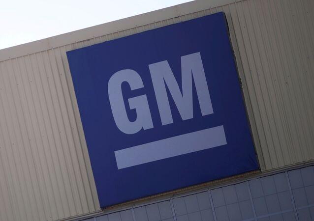شعار شركة جنرال موتورز للسيارات