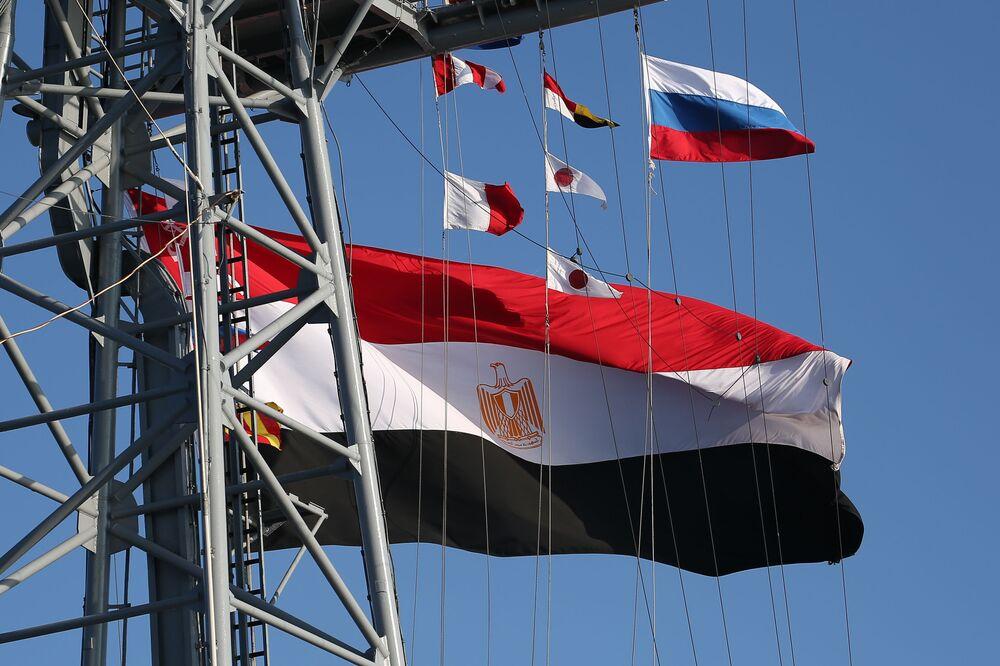 المناورات الروسية المصرية جسر الصداقة – 2020 في نوفوروسيسك، روسيا 17 نوفمبر/ تشرين الثاني 2020