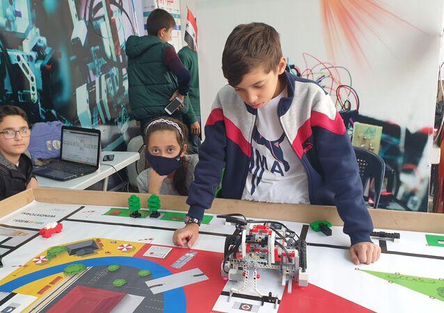 روبوت سوريا