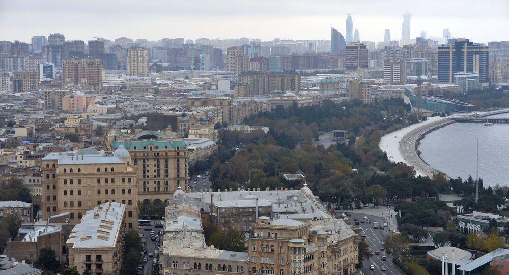 مدينة باكو، أذربيجان 17 نوفمبر 2020