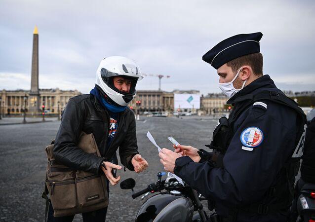 لأخبار كورونا في دول أوروبا والعالم - الإغلاق التام في باريس، فرنسا