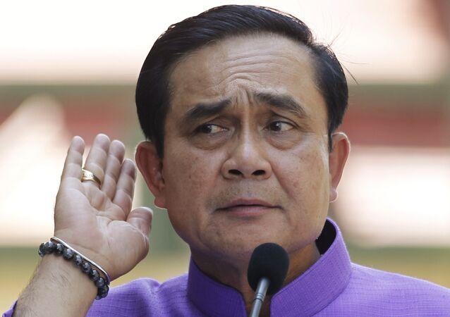 رئيس الوزراء التايلاندي برايوت تشان أوتشا