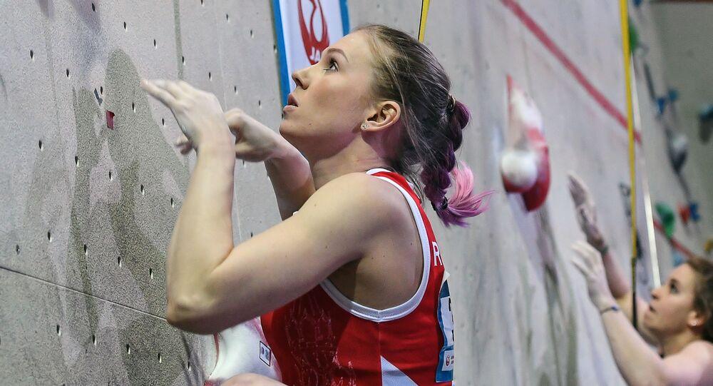 الرياضية الروسية يوليا كابلينا