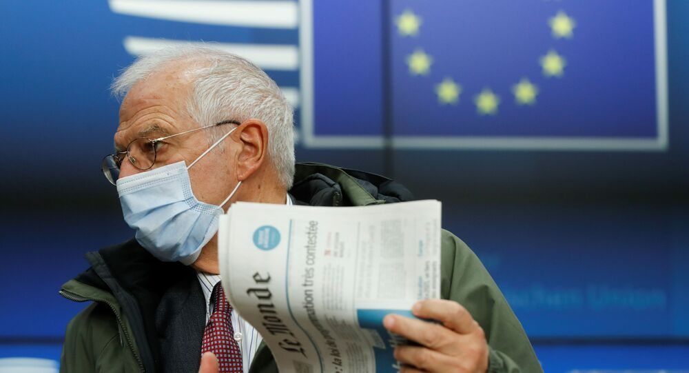 الممثل الأعلى للاتحاد الأوروبي للشؤون الخارجية، جوزيب بوريل