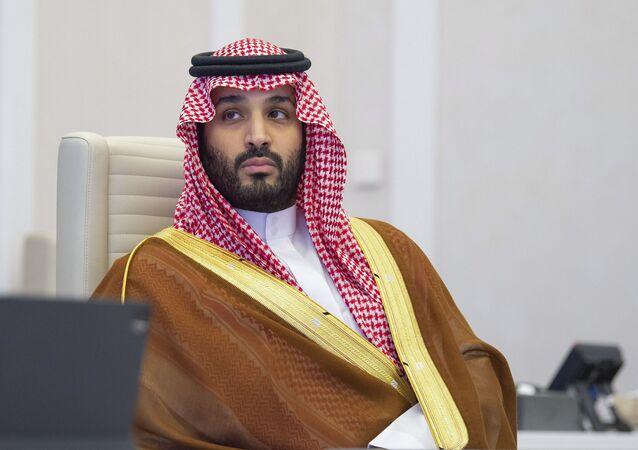 ولي عهد السعودي الأمير محمد بن سلمان