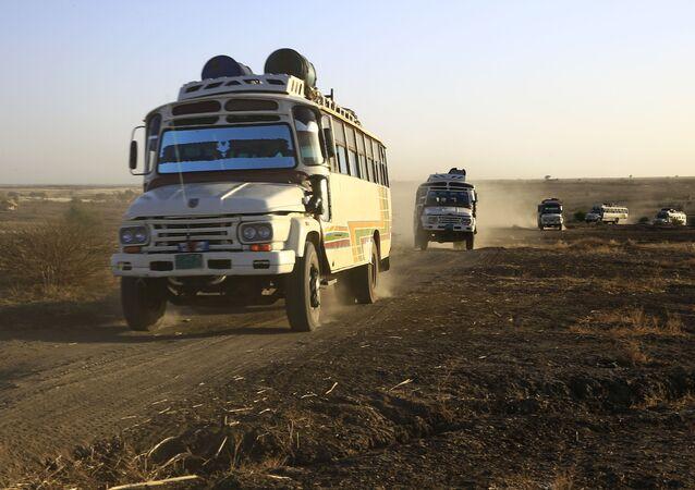 تداعيات التصعيد العسكري في منطقة تيغراي - لاجئون من إثيوبيا في السودان 22 نوفمبر 2020