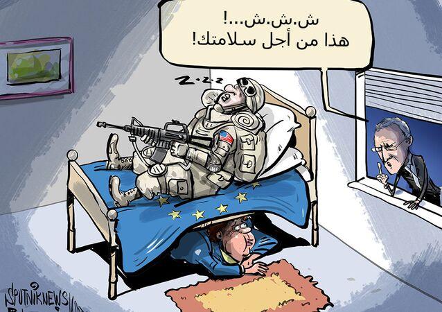 الناتو: الاتحاد الأوروبي لا يستطيع الدفاع عن أوروبا بمفرده ويحتاج إلى القوات الأمريكية