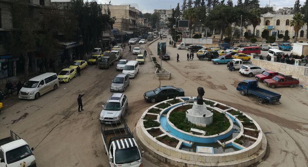 قتلى وجرحى بانفجار سيارة مفخخة في مدينة عفرين شمال حلب