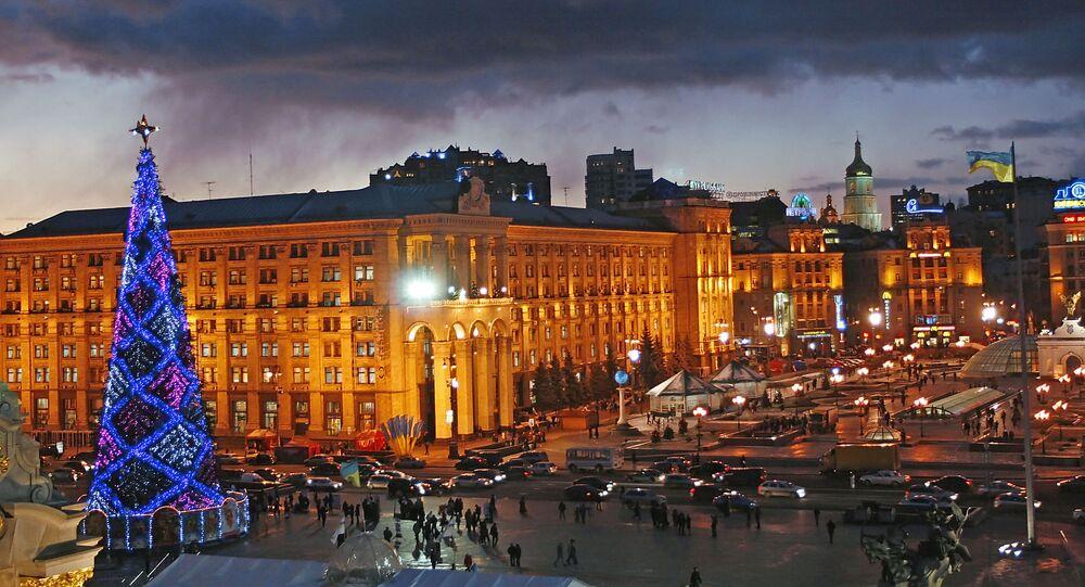 أعياد رأس السنة في أوكرانيا