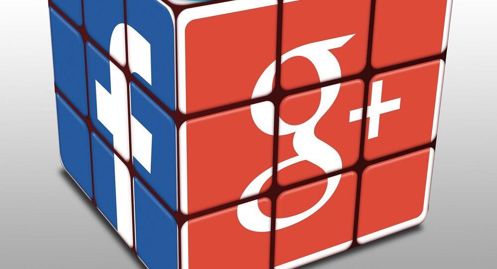 غوغل وفيسبوك