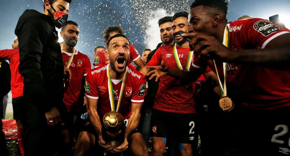 فوز الأهلي ببطولة دوري أبطال أفريقيا